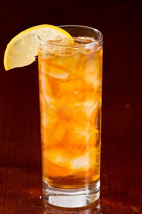 长岛冰了茶 免版税图库摄影