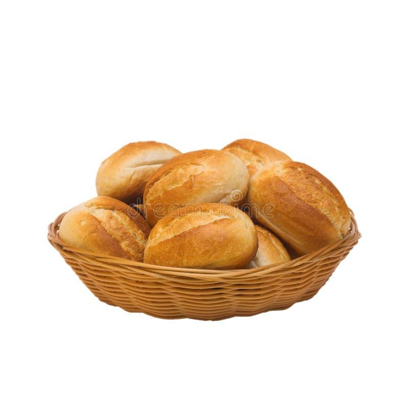 长方形宝石小圆面包 库存图片