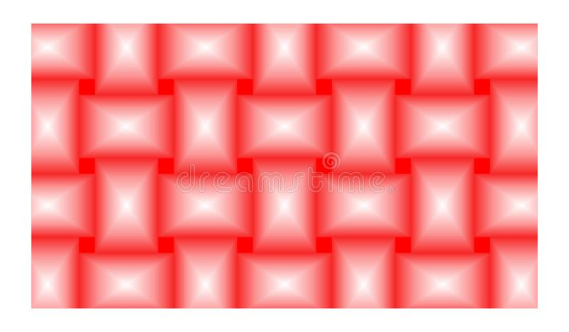 长方形的背景是形状象砖,包括和谐地被筑巢的长方形、美好的颜色和有吸引力的colo 库存照片