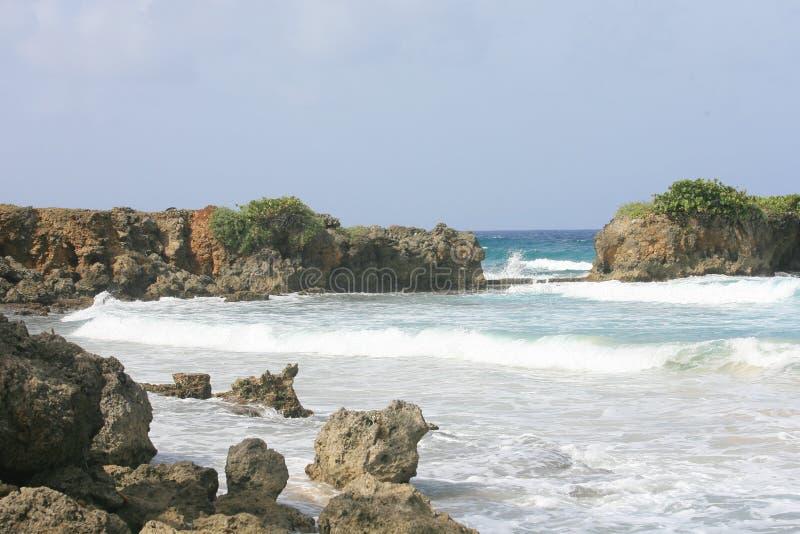 长期海湾 库存图片
