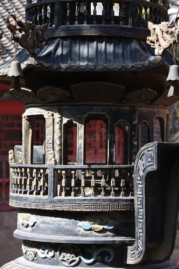 长瓷的历史记录 免版税库存图片