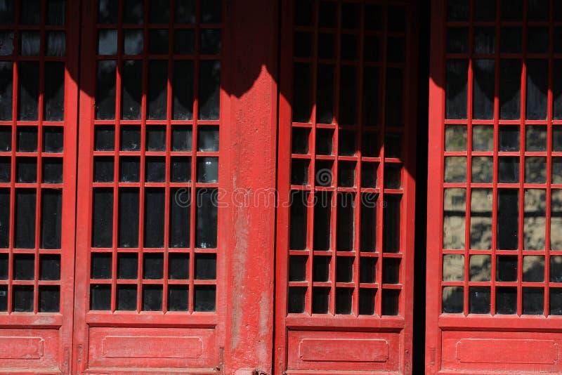 长瓷的历史记录 库存图片