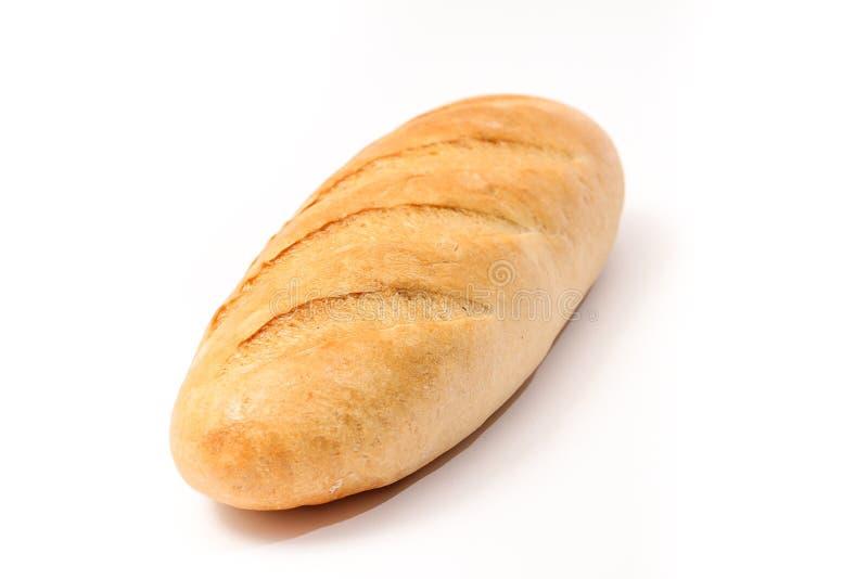 长面包的大面包 免版税库存照片