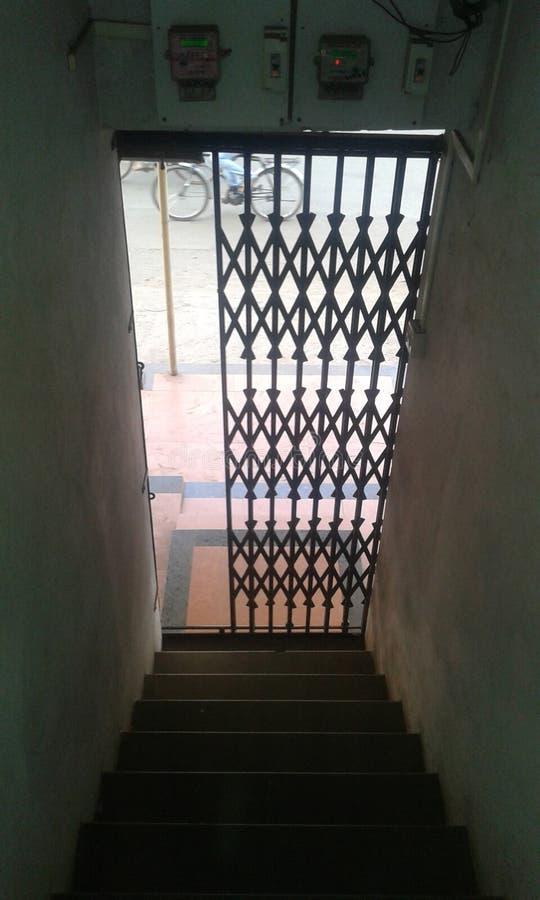 门为您是开放的 免版税库存图片