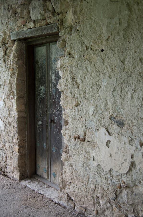 门在圣胡安 图库摄影