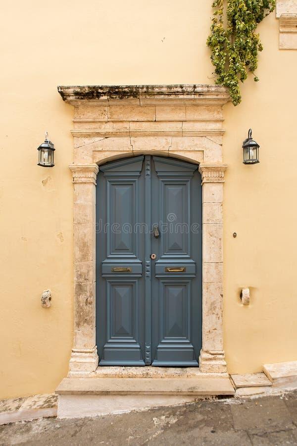 门在Panormo 图库摄影