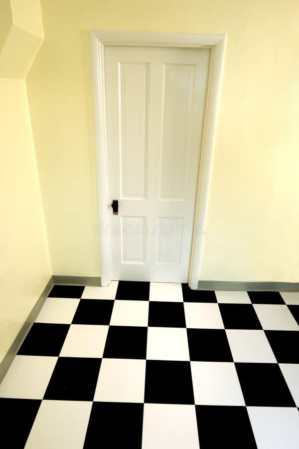 门楼层 库存图片