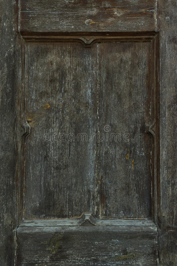 门的细节 免版税图库摄影