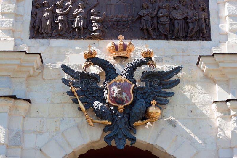 门面堡垒门 免版税库存照片