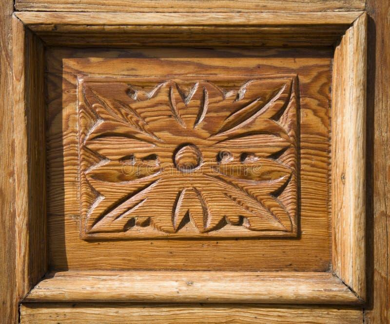 门面板 免版税图库摄影