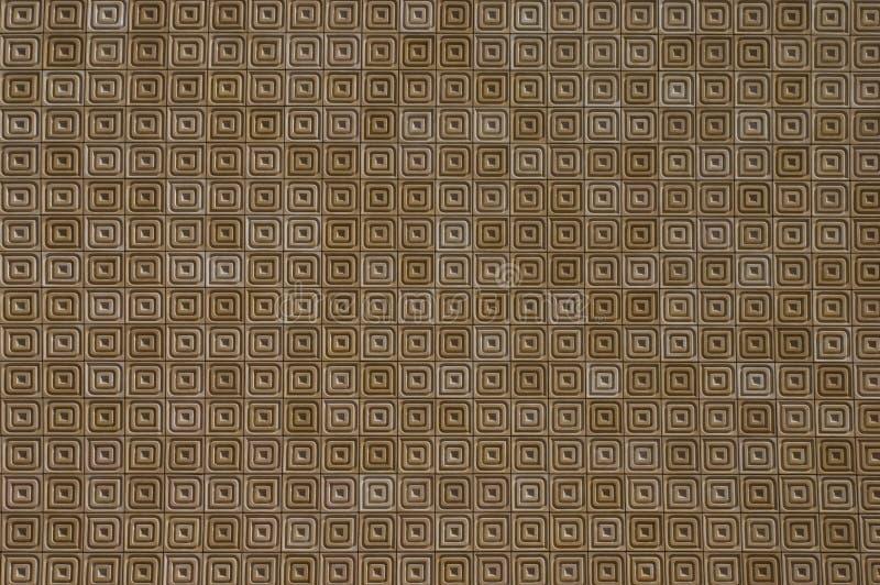 门面模式石头瓦片 库存照片
