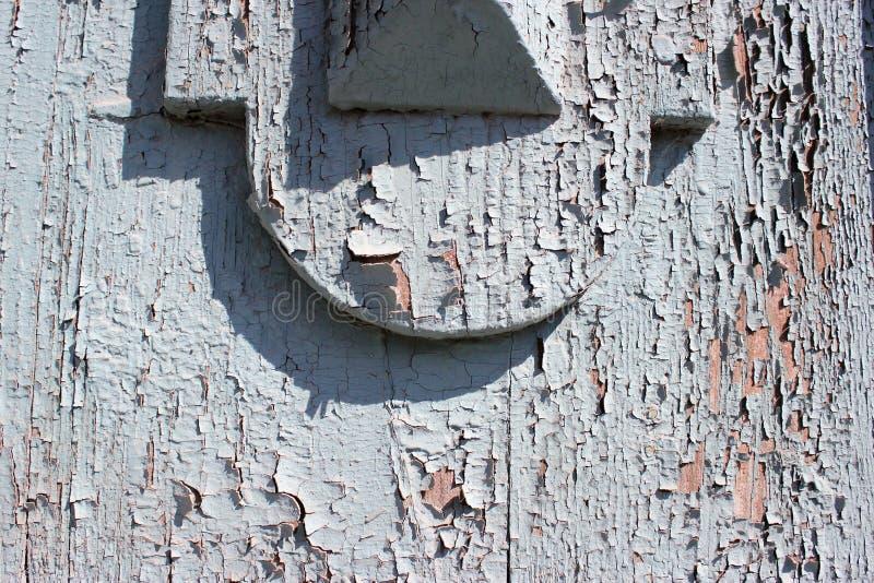 门,老,蓝色,元素 免版税库存照片