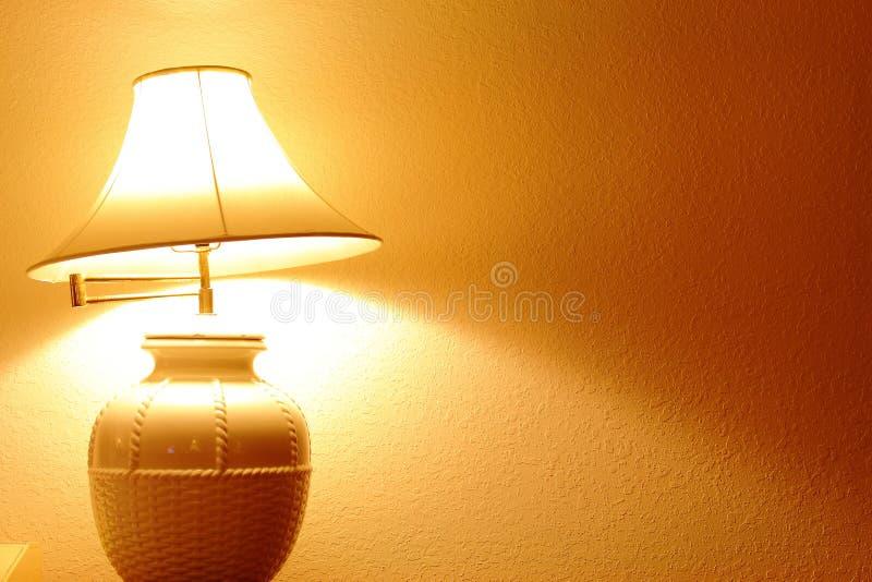 闪亮指示照明设备 库存图片