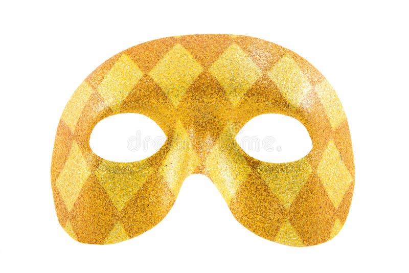 闪烁面具 免版税图库摄影