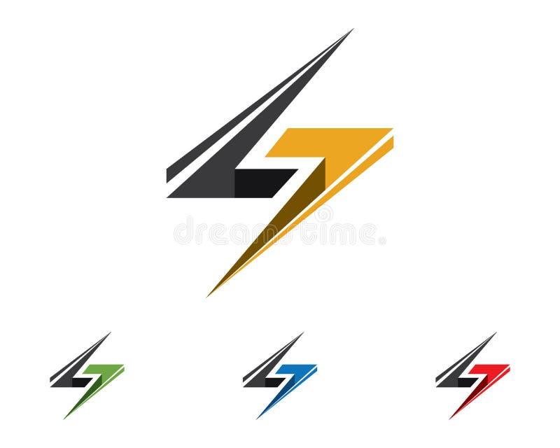 属于象徽标和商标.图标,专科.平面设计是闪电什么标志图片