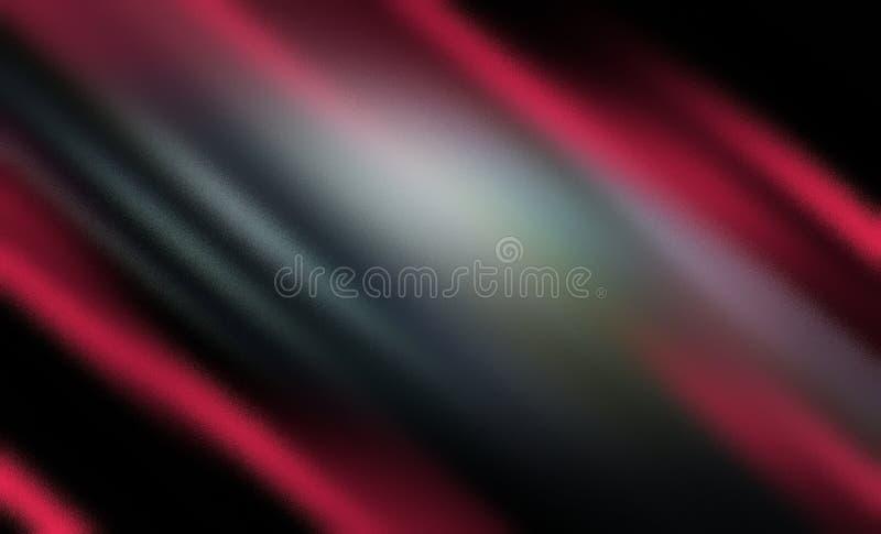 闪耀的桃红色银色明亮的光、抽象生动的背景和纹理 库存图片
