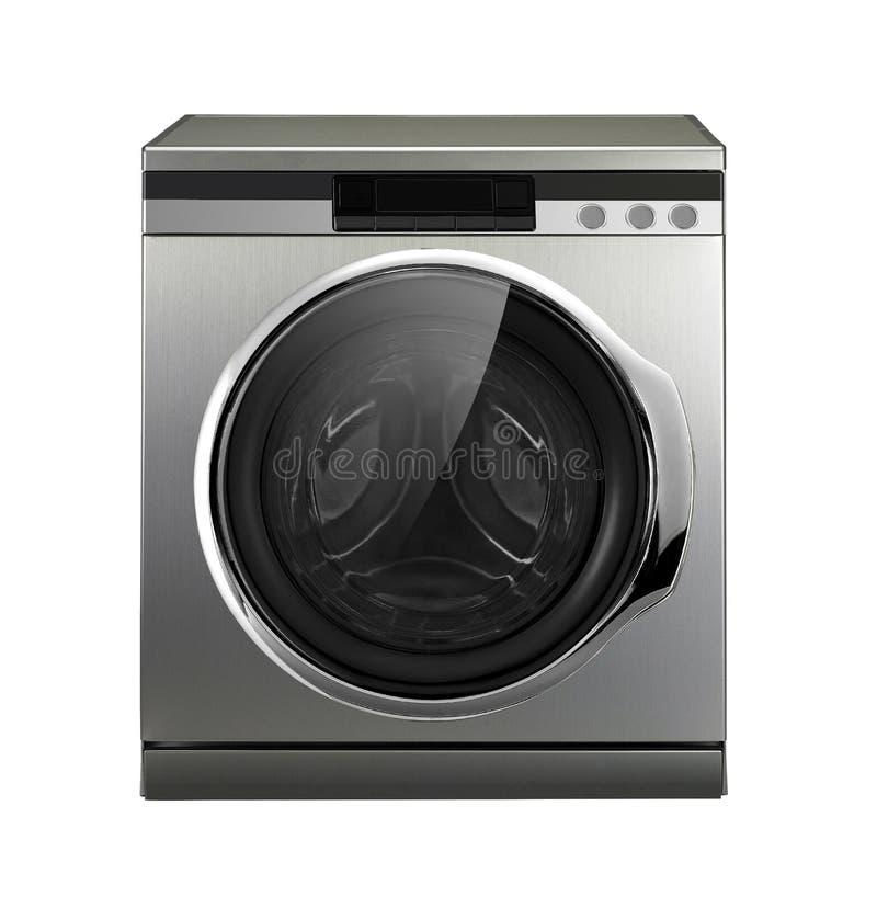 闭合的设备洗涤物 免版税图库摄影