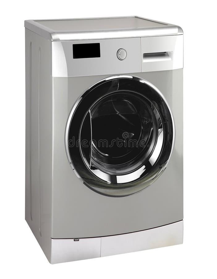 闭合的设备洗涤物 图库摄影