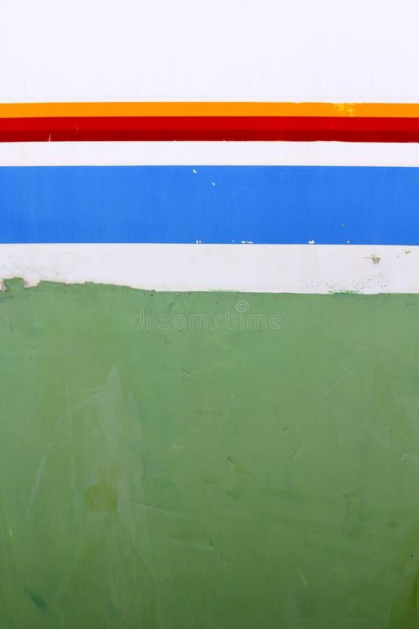 防塞小船种族分界线风船端 库存图片