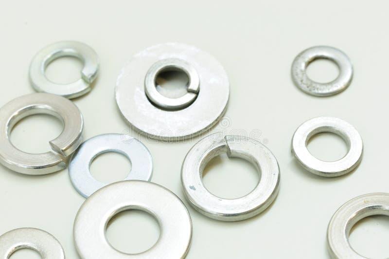 防御者和分裂锁,种类洗衣机类型 过去常常分布装载和防止具体细节取消 库存照片