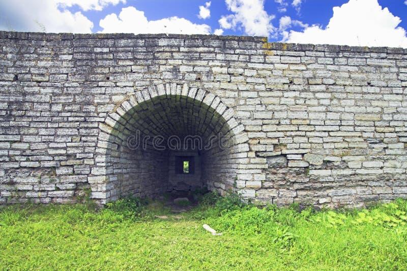 防护墙壁 库存照片