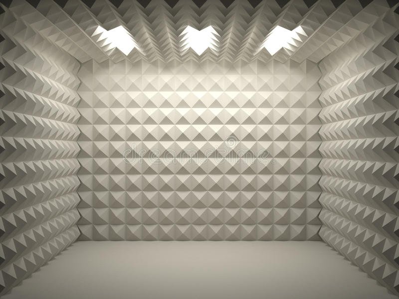 防音的空间