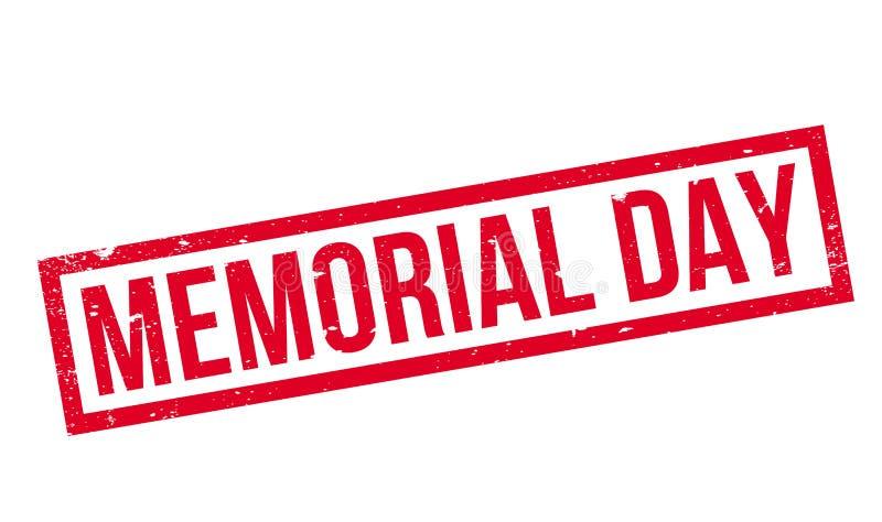 阵亡将士纪念日不加考虑表赞同的人 库存例证