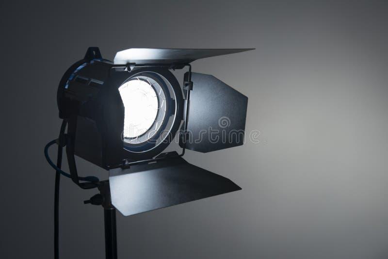 阶段照明设备 图库摄影