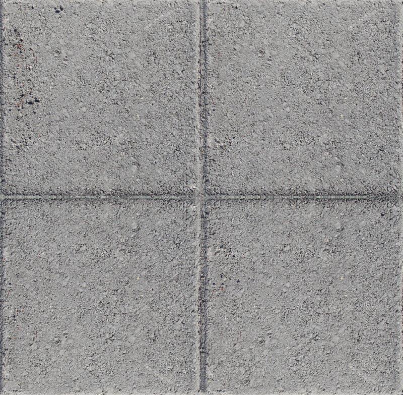 阻拦混凝土 免版税库存照片