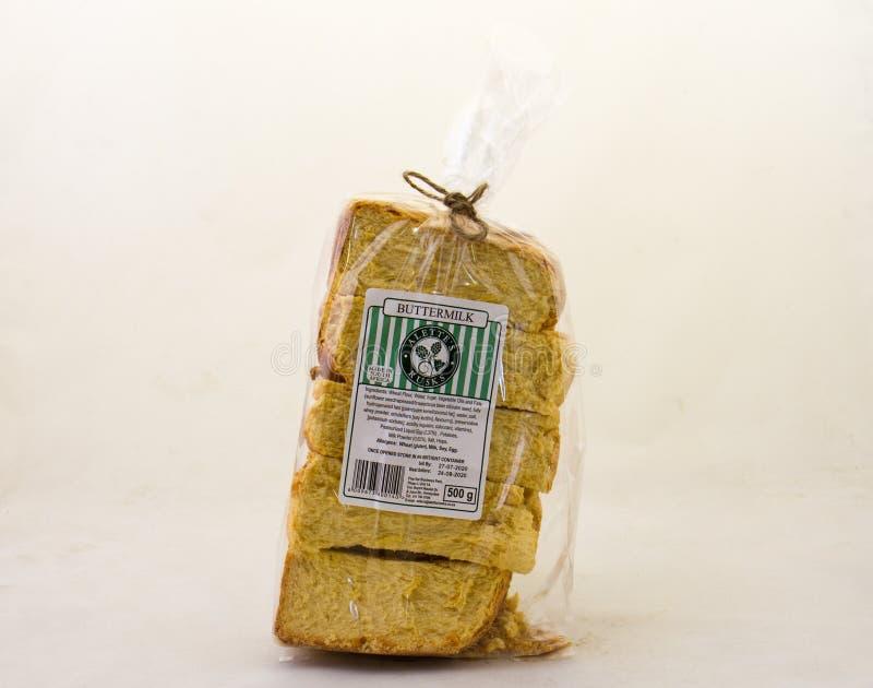 阿丽特传统乳酪乳 免版税库存照片