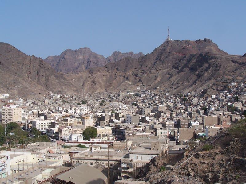 阿吨南也门 免版税库存照片