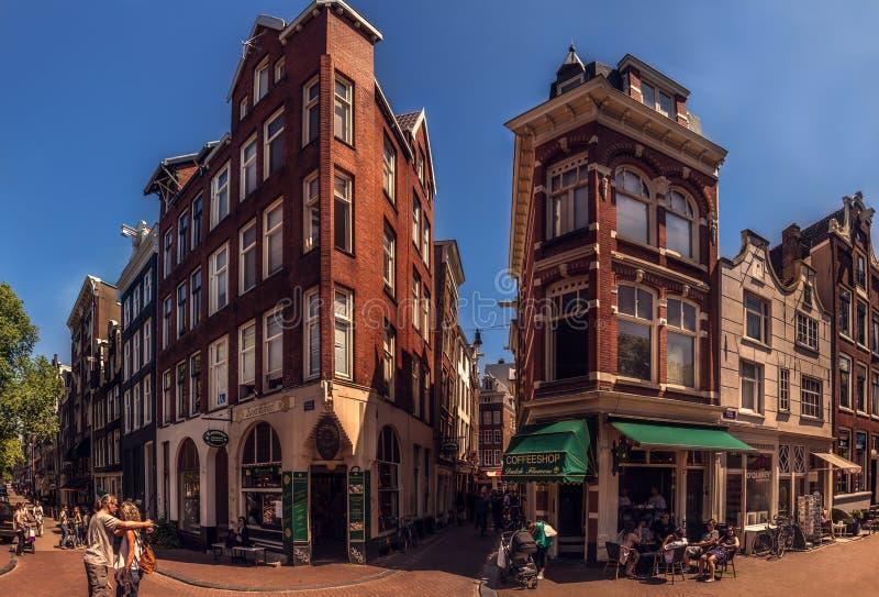 阿姆斯特丹会议 免版税库存图片
