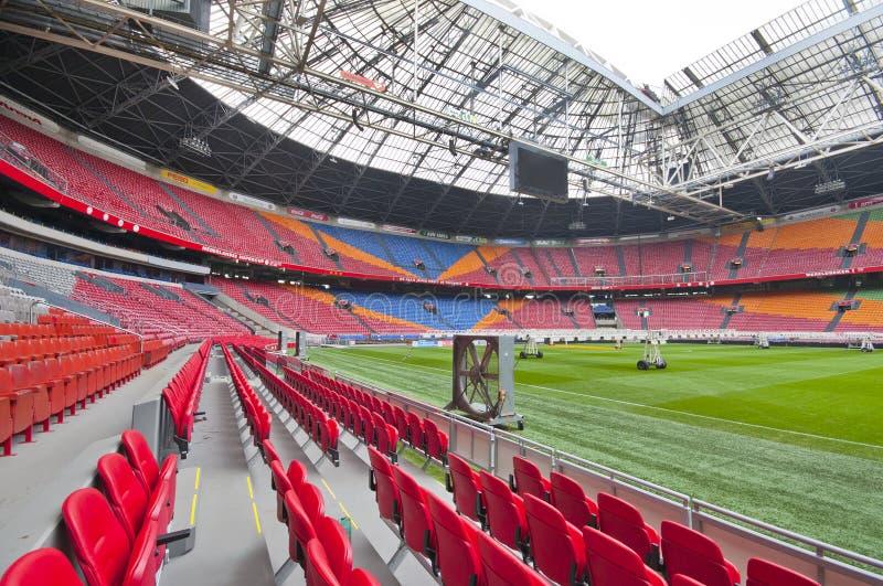阿姆斯特丹竞技场 免版税库存图片