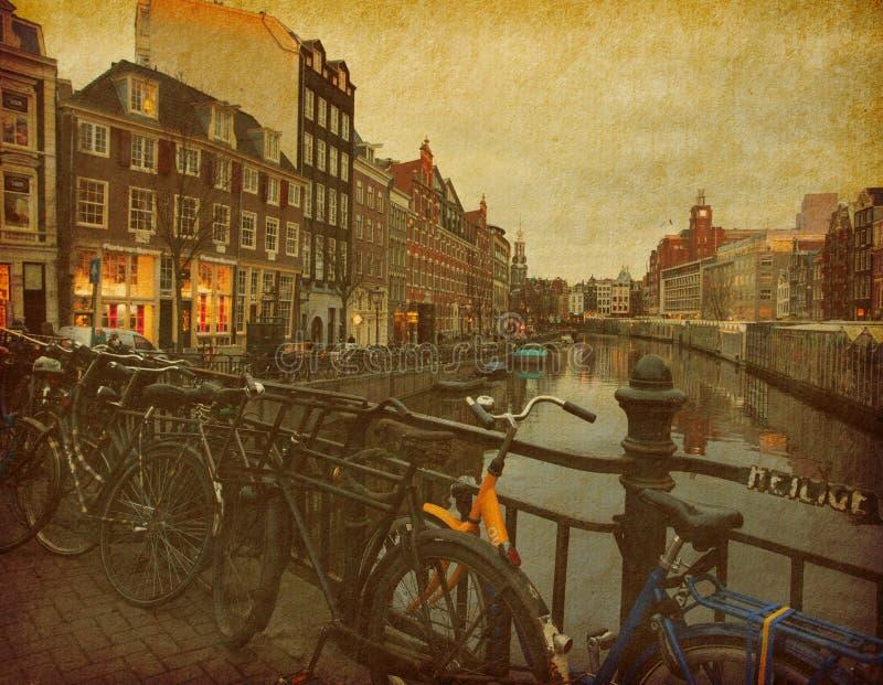 阿姆斯特丹 免版税库存图片