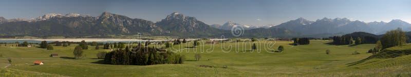 阿尔卑斯德国 免版税图库摄影