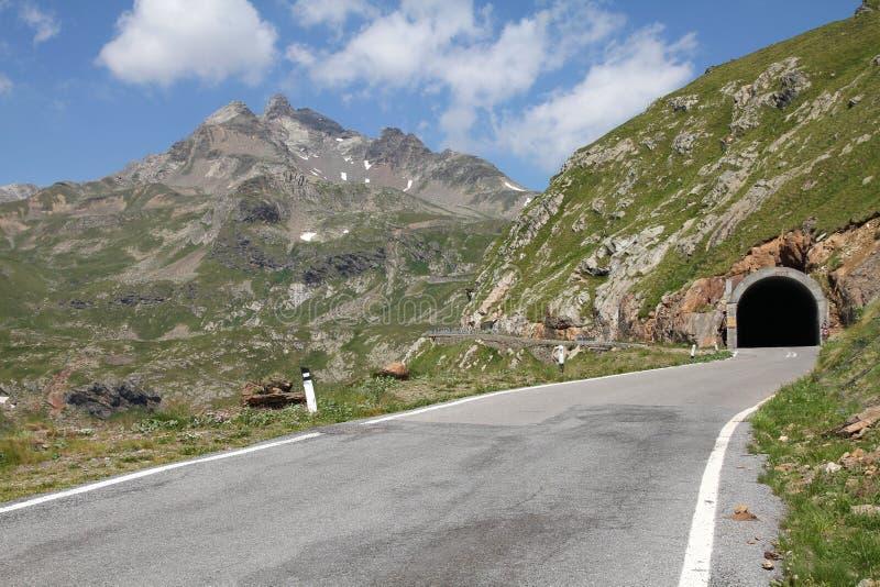 阿尔卑斯意大利 库存照片