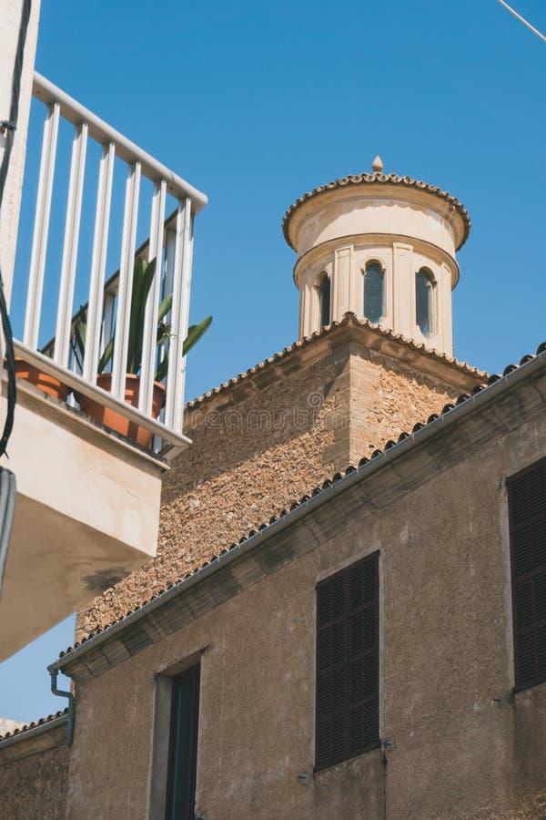 阿尔塔,马略卡,西班牙 免版税库存图片
