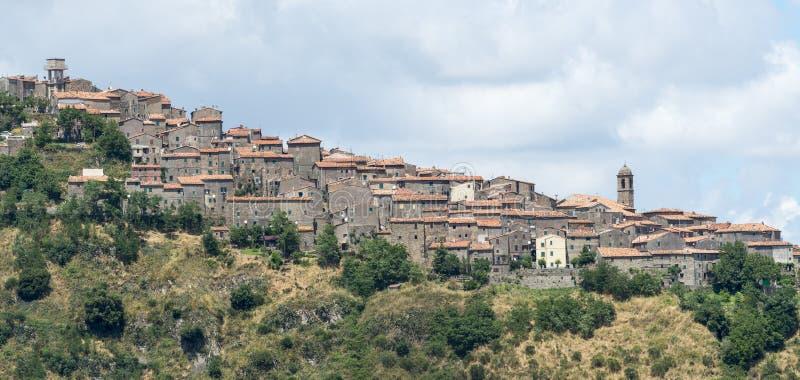 阿尔奇多索(托斯卡纳,意大利) 库存照片