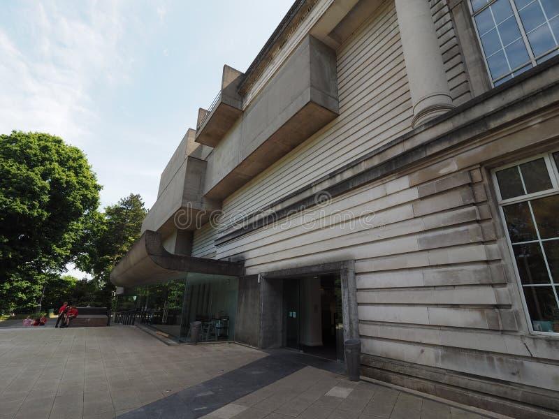 阿尔斯特博物馆在贝尔法斯特 免版税图库摄影