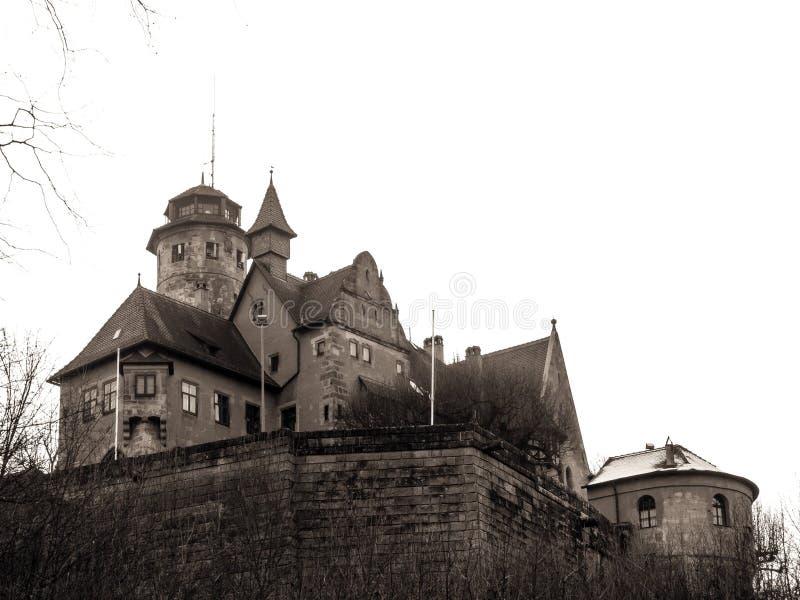 阿尔腾堡 库存照片
