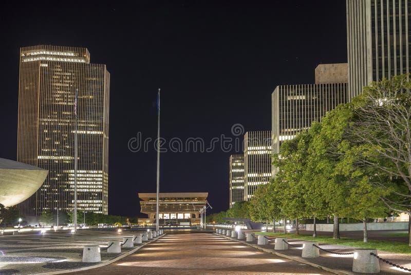 阿尔巴尼,纽约 免版税库存图片