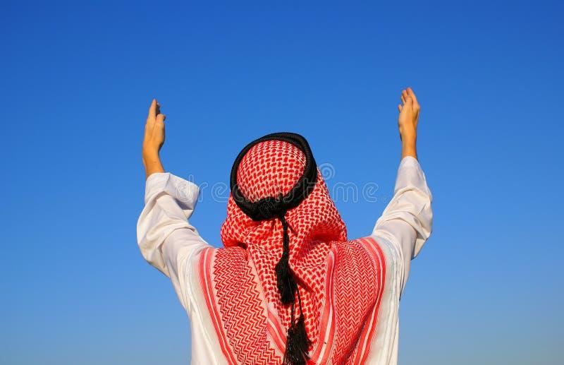阿拉伯人 图库摄影