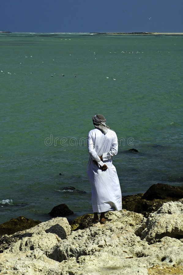 阿拉伯人 免版税图库摄影