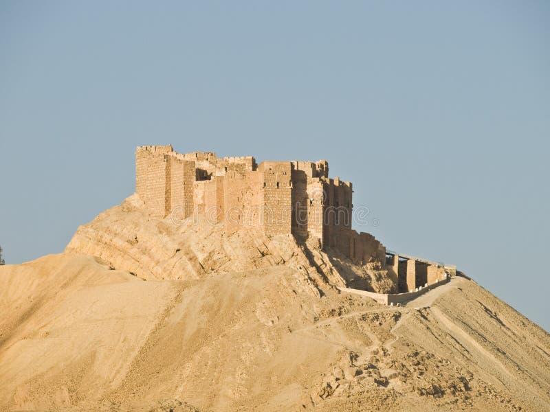 阿拉伯堡垒 图库摄影