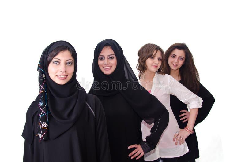 阿拉伯女性 免版税库存图片