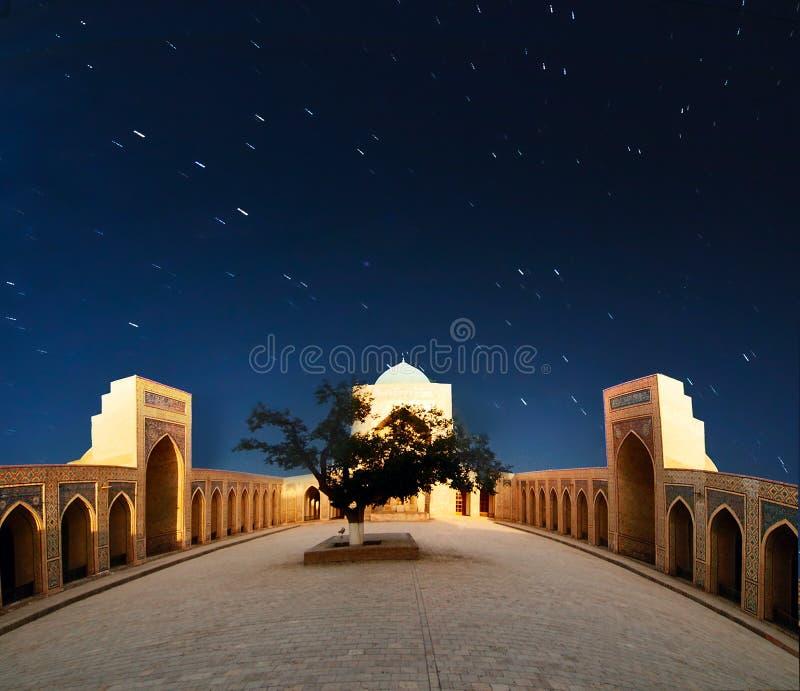 阿拉伯清真寺。 免版税库存图片