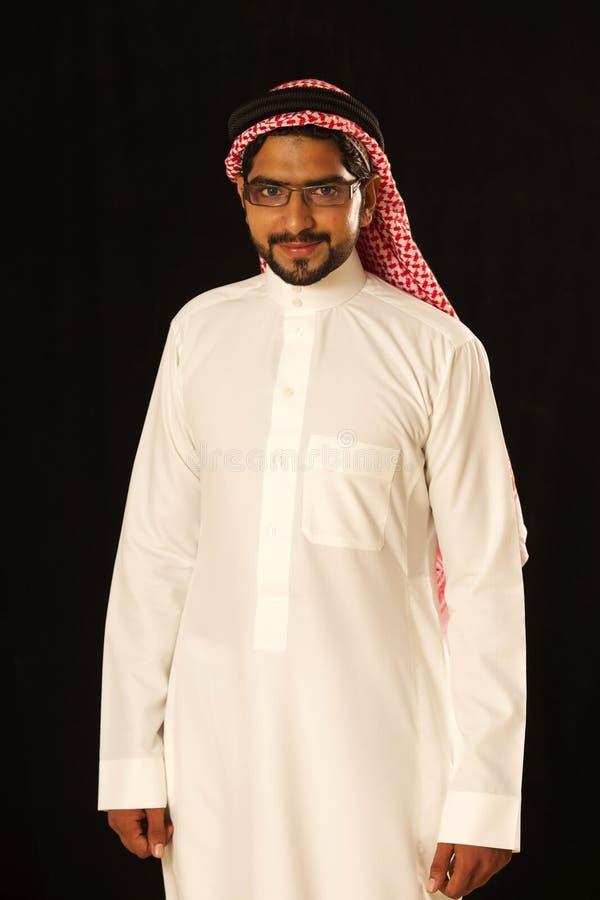 阿拉伯男 库存图片