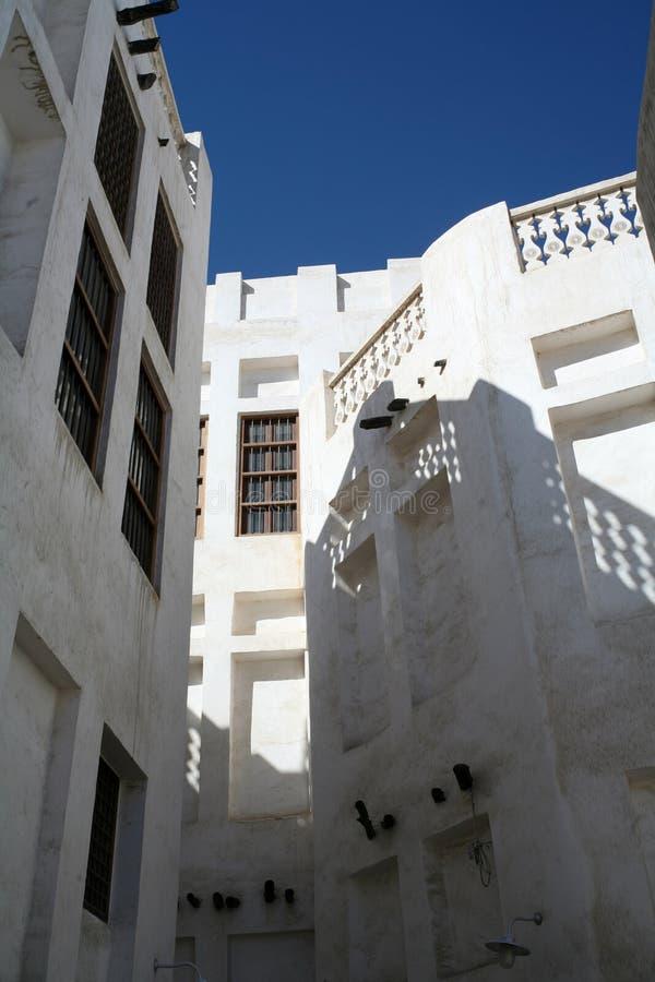 阿拉伯结构海湾 免版税库存图片