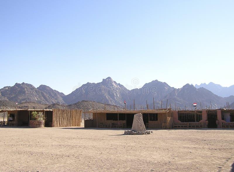 阿拉伯dunes1埃及沙子 库存照片