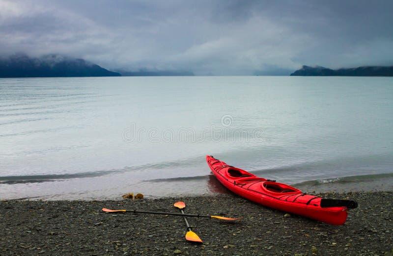 阿拉斯加的国家公园 库存图片